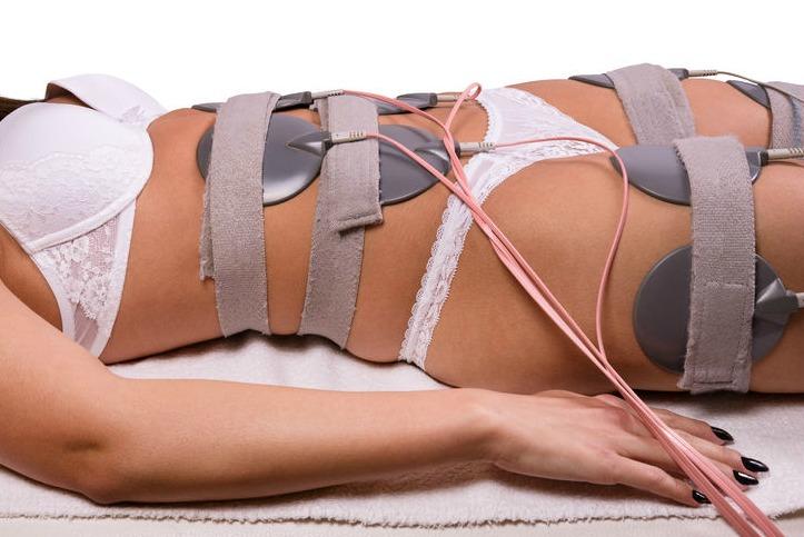 Afslankbehandeling - Elektrostimulatie - pressotherapie